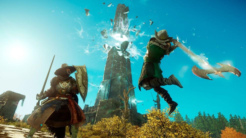O sucesso no combate dependerá muito da habilidade de cada jogador — Foto: Divulgação/Amazon Studios