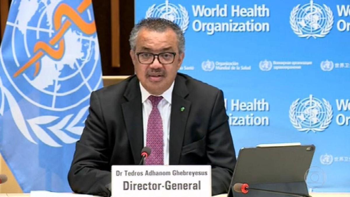 Diretor da OMS alerta que o sistema de saúde afegão está à beira do colapso