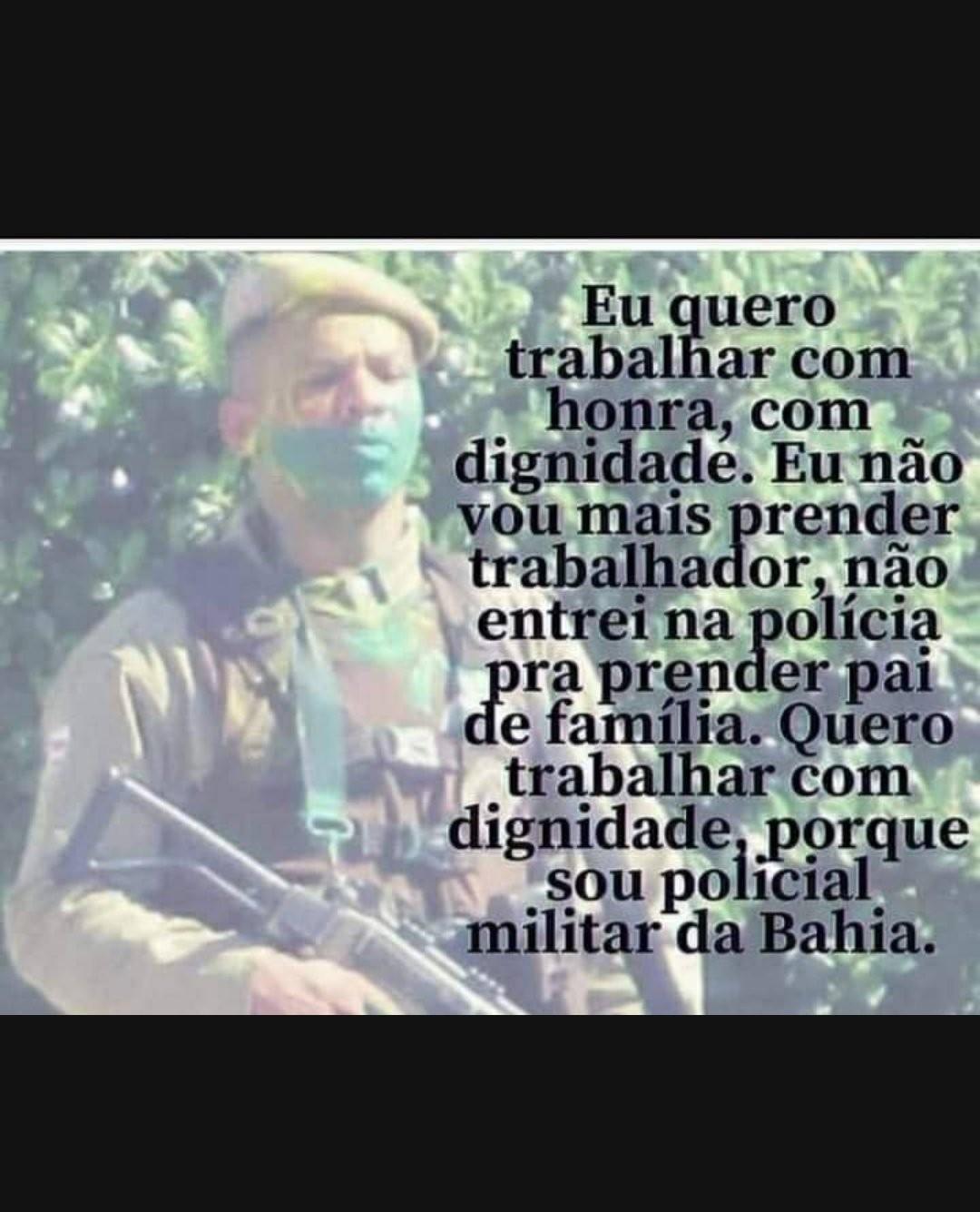 Após de morte de PM na Bahia neste domingo, internautas conservadores atacam governador Rui Costa e homenageiam PM