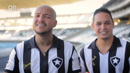 Imaginasamba cria música para incentivar o Botafogo na Libertadores