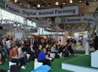 digital-farming-pecuaria- feira-alemanha (Foto: Daniel Azevedo)