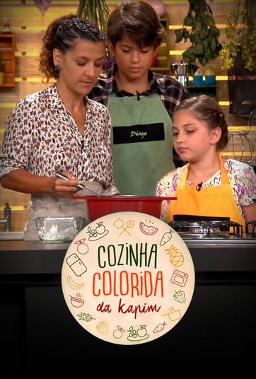 Cozinha Colorida da Kapim