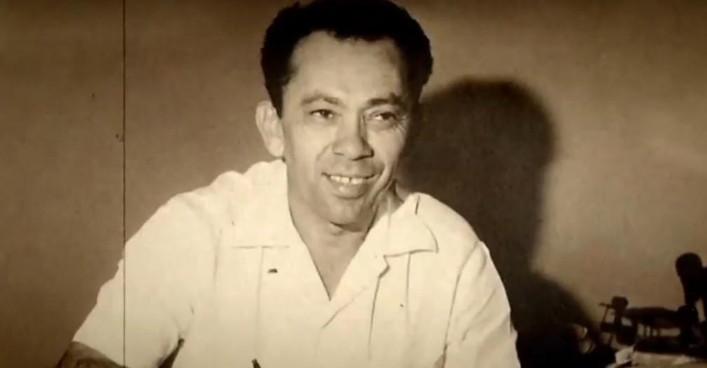 João Claudino morre aos 89 anos em Teresina — Foto: Arquivo Pessoal
