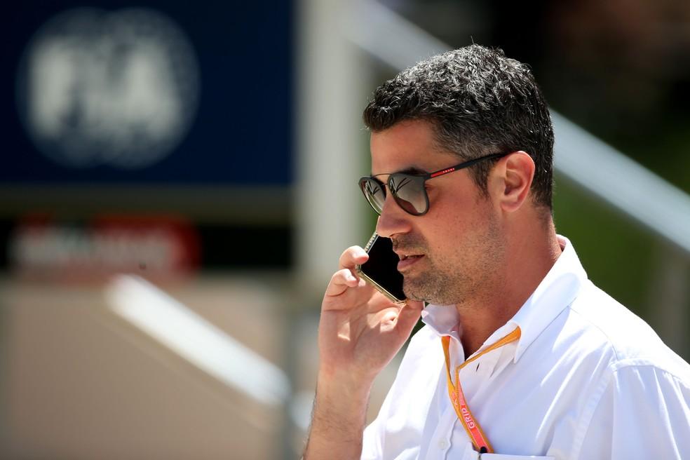 Michael Masi é o novo diretor de provas da Fórmula 1 — Foto: Getty Images