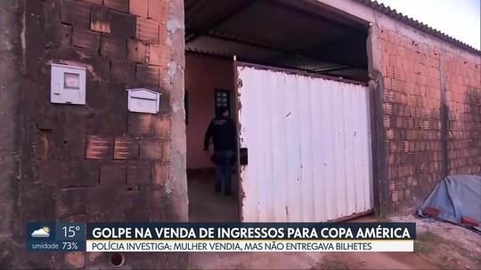Polícia investiga golpe na venda de ingressos para Copa América