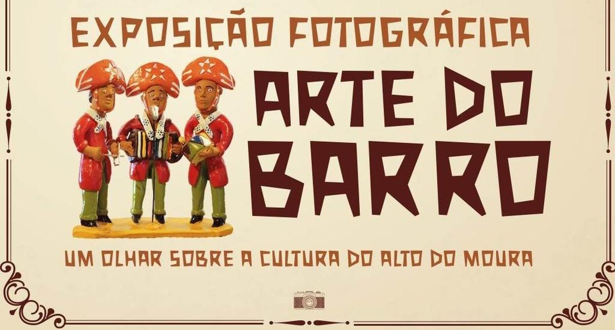 Exposição 'Arte do Barro' é realizada em Caruaru