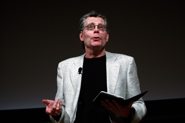 O escritor Stephen King (Foto: Getty Images)