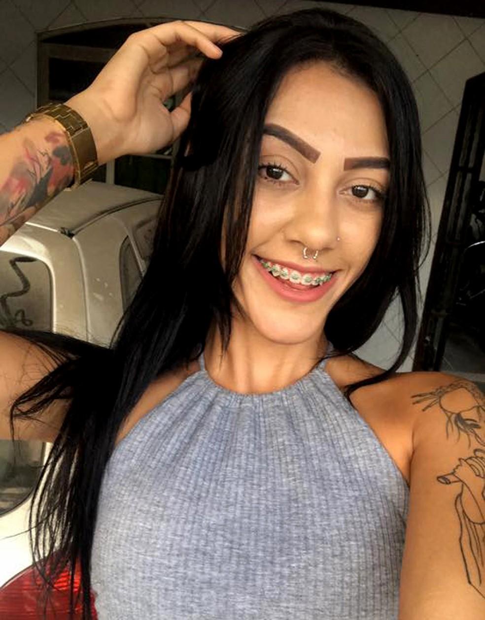 Giovanna Ferreira voltava de baile funk quando morreu, em Praia Grande, SP (Foto: Arquivo Pessoal)