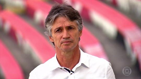 """Meu Lance: Marlon relembra gols de virada na Ilha, dedicados com """"carinho"""" a rival"""