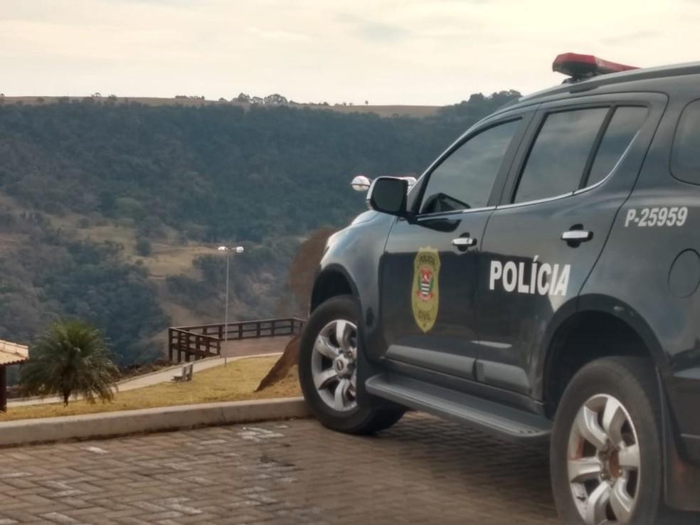Polícia Civil vai abrir inquérito e ouvir suspeitos de causar incêndio em São Pedro — Foto: Divulgação/ Polícia Civil