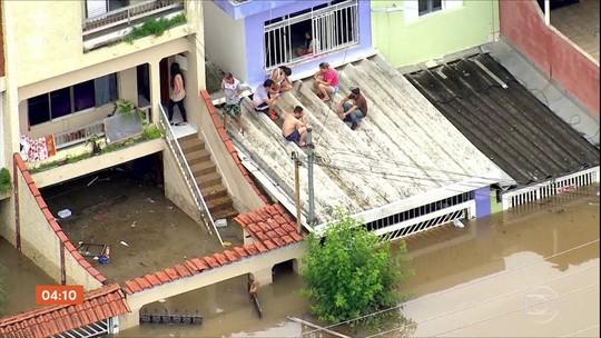 Temporal deixa 12 mortos e causa caos e destruição em São Paulo