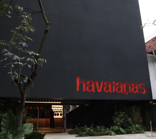 Espaço Havainas Rio (Foto: Divulgação)