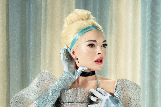 Lindsay Lohan (Foto: PAPER Magazine)