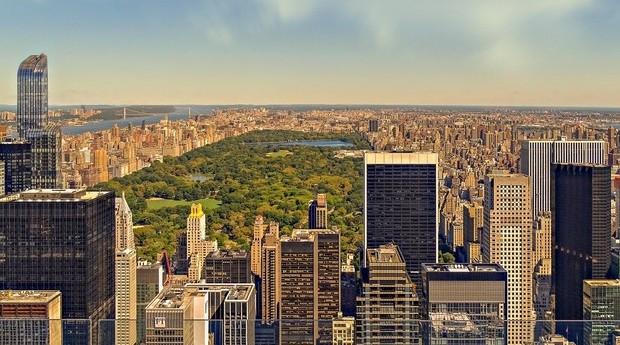 Central Park, em Nova York (Foto: Divulgação)