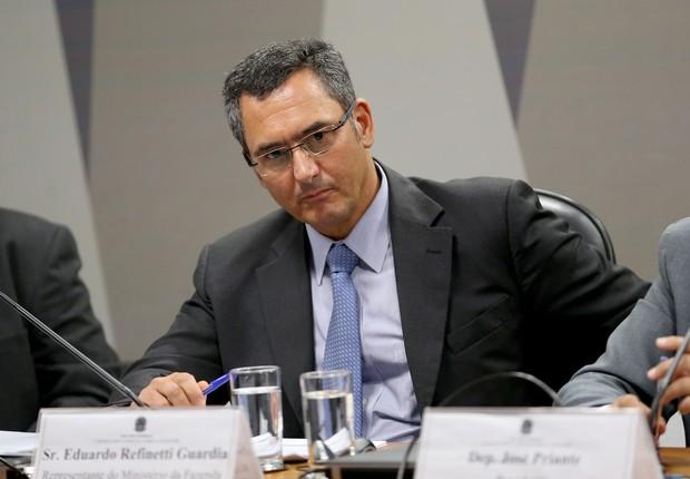 Eduardo Guardia foi apontado por Meirelles para assumir o cargo de ministro da Fazenda (Foto: Wilson Dias/Agência Brasil/Fotos Públicas)