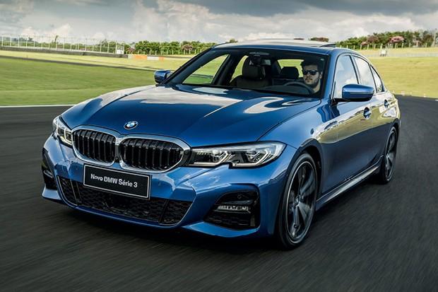BMW 330i M Sport (Foto: Divulgação)