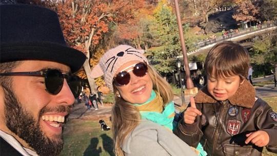 Pedro Scooby comenta reconciliação com Luana Piovani: 'Tomei umas 'porradas' na cabeça'
