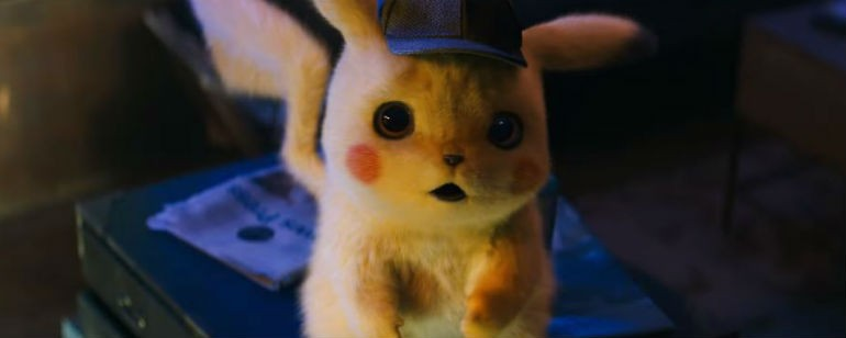 Pikachu será dublado pelo ator Ryan Reynolds (Foto: Divulgação)
