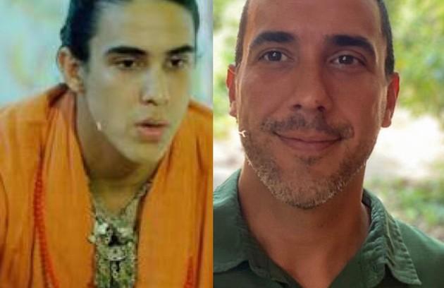 André Marques interpretou Mocotó, que se tornou um dos mais queridos da 'Malhação' e reapareceu em outras temporadas. Hoje ele apresenta o 'É de casa' e o 'The Voice Kids' (Foto: TV Globo)