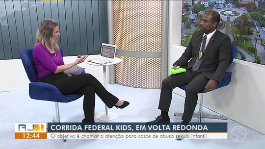 Abertas inscrições para Corrida Federal Kids em Volta Redonda