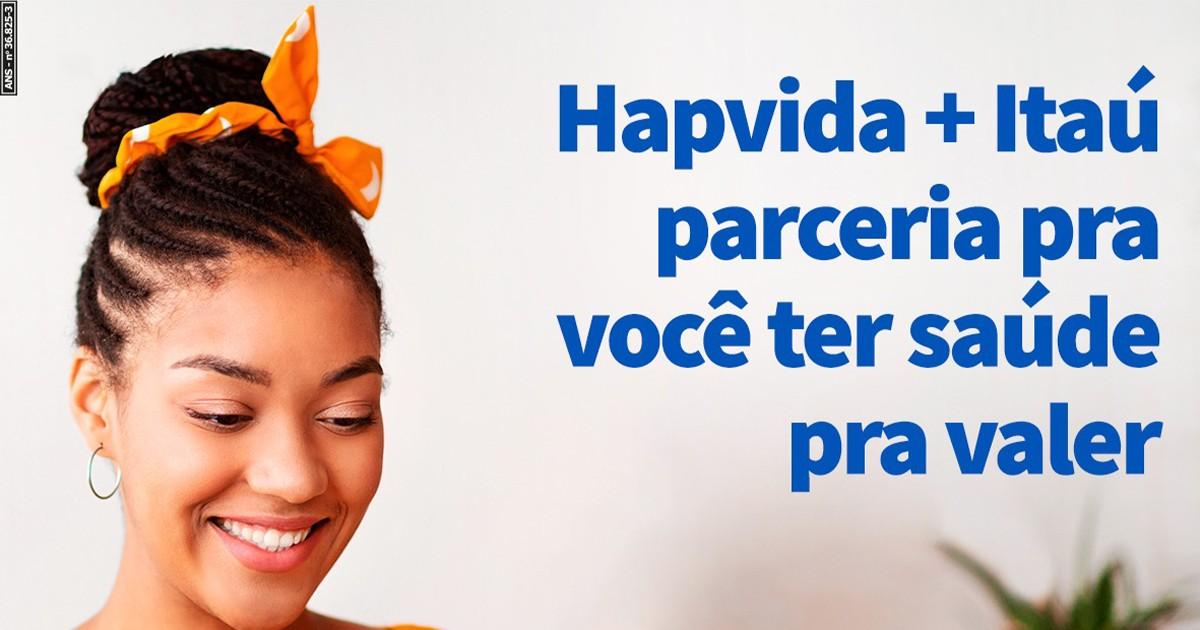 Hapvida firma parceria para venda de produtos na Itaú Corretora de Seguros