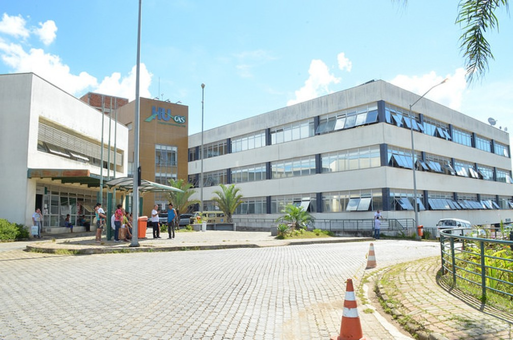 MEC desistiu de usar o Future-se para permitir que hospitais universitários como o da UFJF (na foto) cobrem pela consulta de pacientes com convênio privado — Foto: Alexandre Dornelas/UFJF
