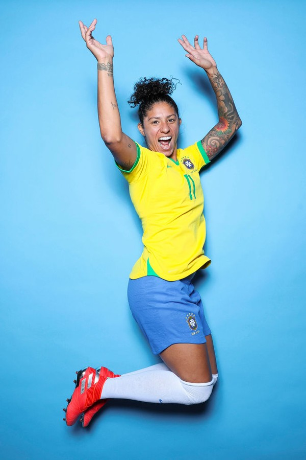 Cristiane Rozeira (Foto: Getty Images)