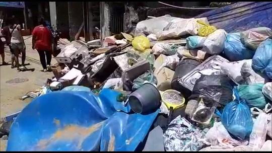 Contrato de garis comunitários de 28 favelas acaba no domingo (30)