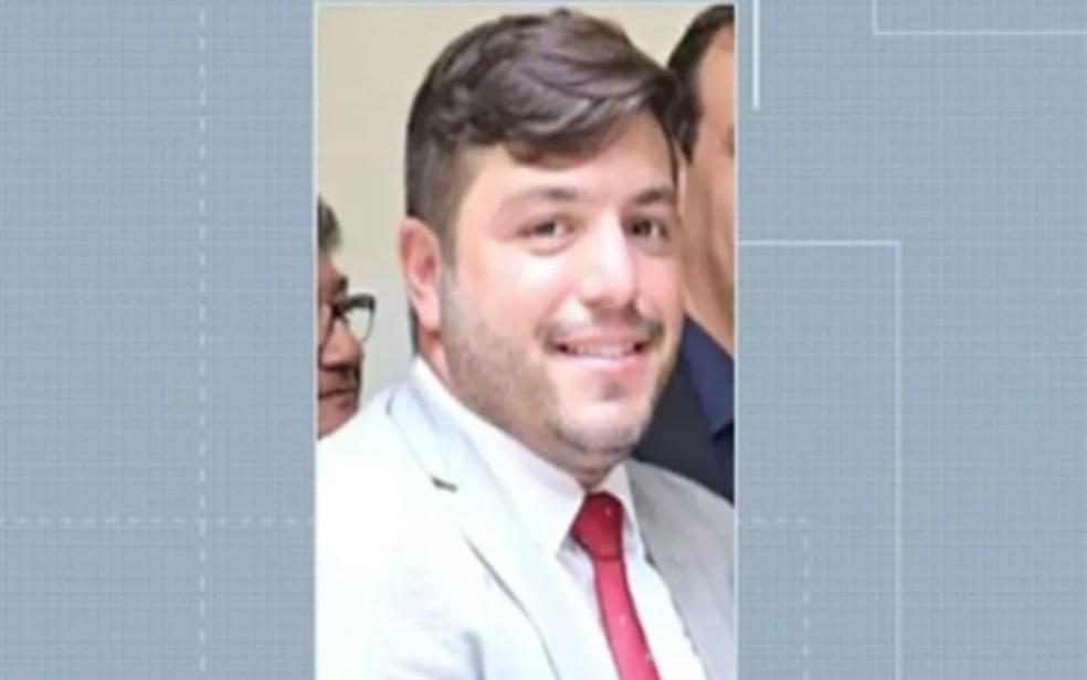 Advogado Jarbas Feitoza de Carvalho — Foto: TV Sergipe/Reprodução/Arquivo
