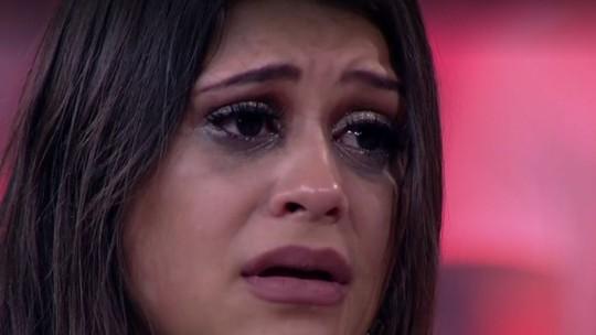 Eliminada, Ana Paula diz: 'Eu peço perdão pelas coisas que eu falei'