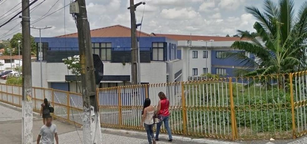 Prefeitura do Cabo de Santo Agostinho, no Grande Recife (Foto: Reprodução/Google Street View)