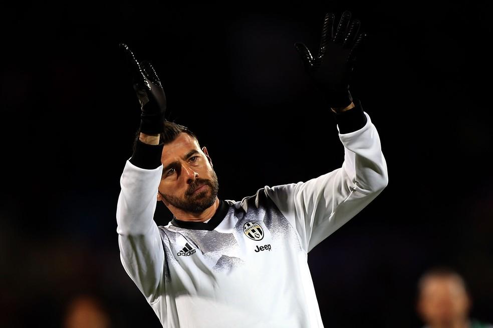 Barzagli, zagueiro da Juventus, vai se aposentar — Foto: Getty Images