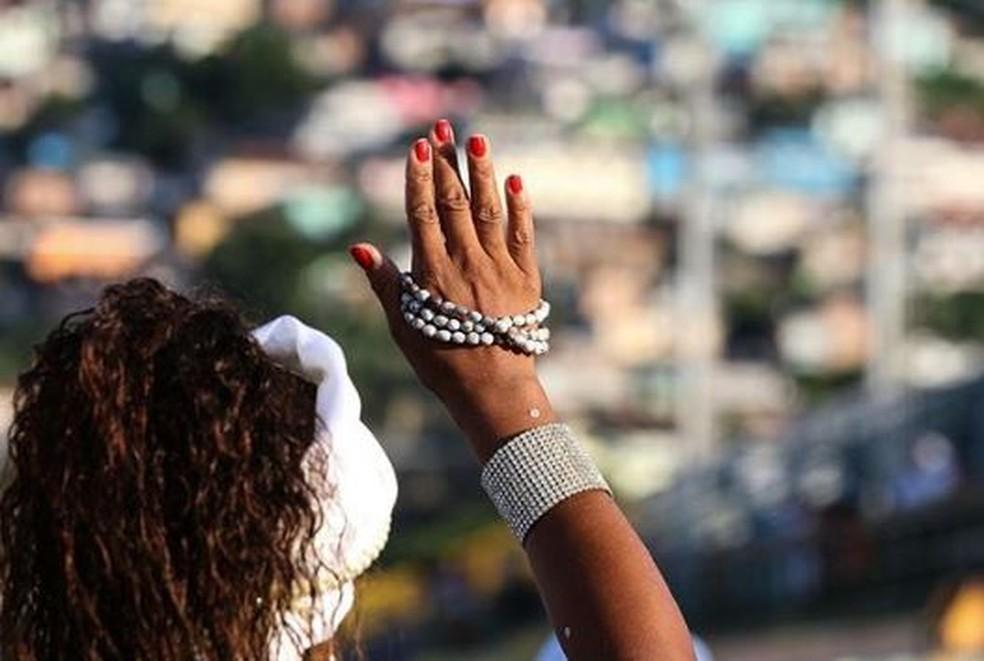 Rito para abençoar a Passarela Nego Quirido será realizado neste domingo  — Foto: Liesf/ Divulgação