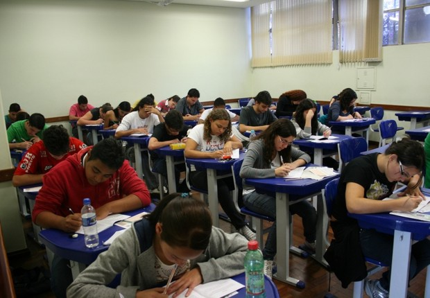 Estudantes ; FIES ; educação ; ENEM ;  (Foto: Arquivo/Agência Brasil)