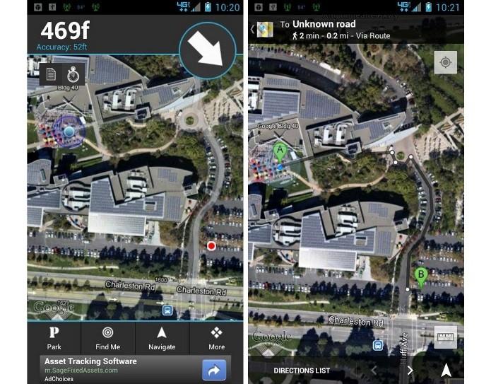 MyCar Locator é um app que localiza onde o carro está estacionado (Foto: Divulgação)