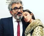 Zé Luiz e a filha, Manu Gavassi | Reprodução/Instagram