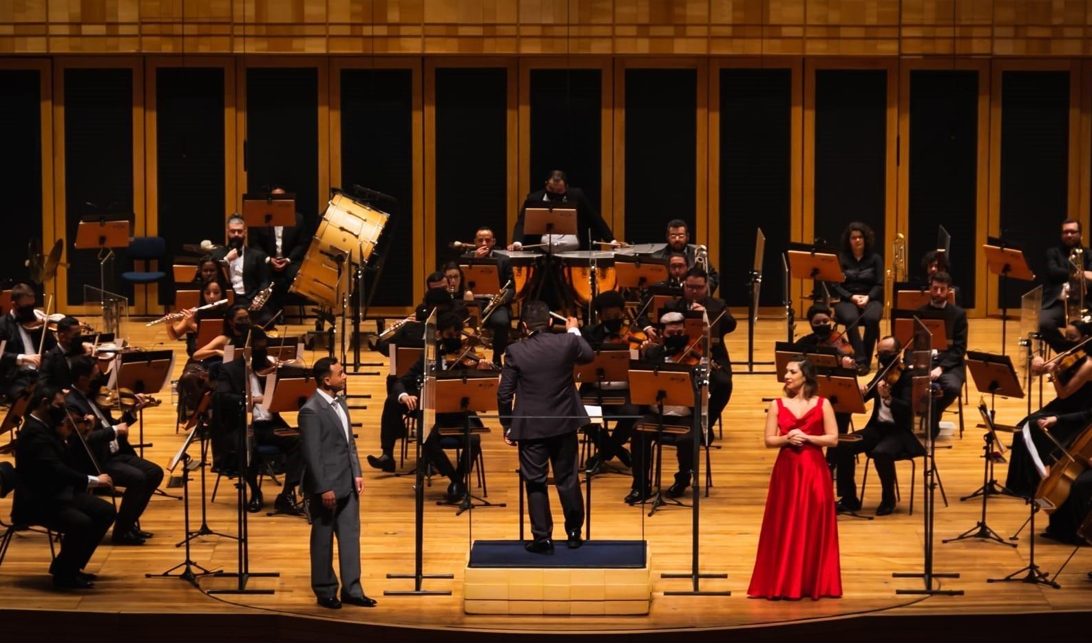 Orquestra Sinfônica de Mogi das  Cruzes se apresenta neste sábado