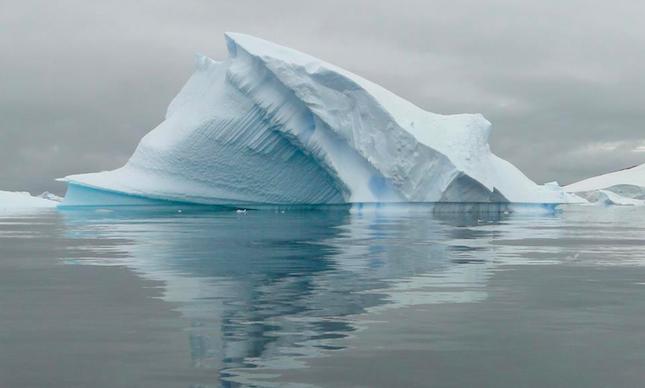 Iceberg na Patagônia