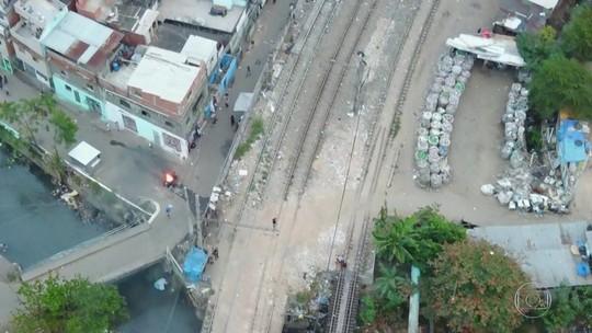 Polícia diz que traficantes usam tática de guerrilha no Jacarezinho