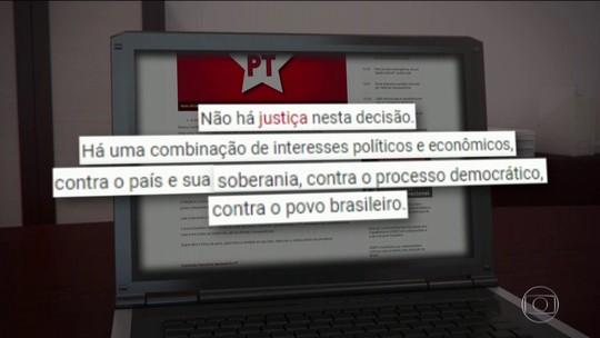 Decisão do Supremo de negar HC a Lula repercute na cena política