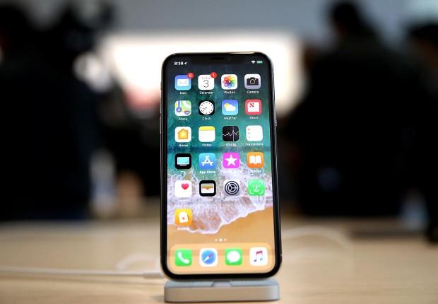 iPhone X em exibição em loja da Apple (Foto: Justin Sullivan/Getty Images)