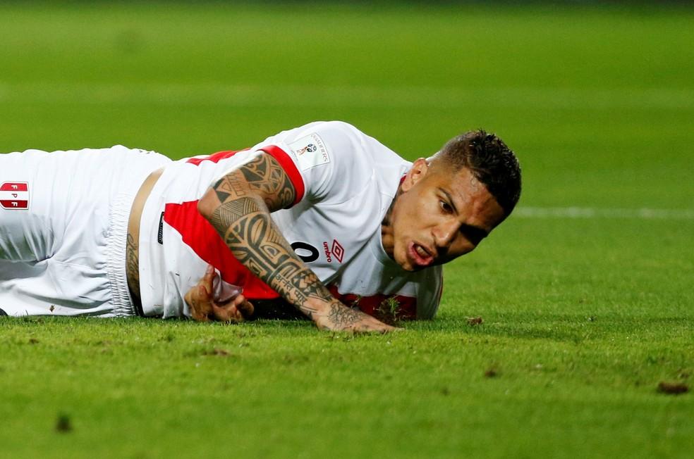 Guerrero está suspenso desde novembro  (Foto: Reuters)