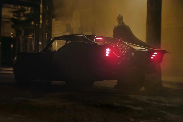Batmóvel revelado no twitter do diretor Matt Reeves (Foto: Twitter)