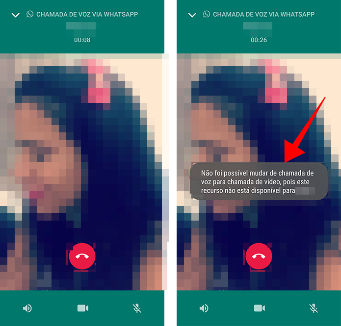Os dois aparelhos devem ter o WhatsApp Beta instalado para a alternância funcionar
