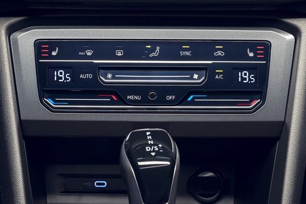 Volkswagen Tiguan 2021 Ar Condicionado (Foto: Divulgação)