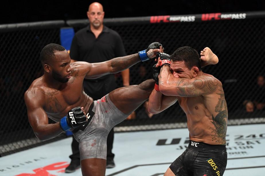 Após oitava vitória consecutiva, Leon Edwards provoca Jorge Masvidal: