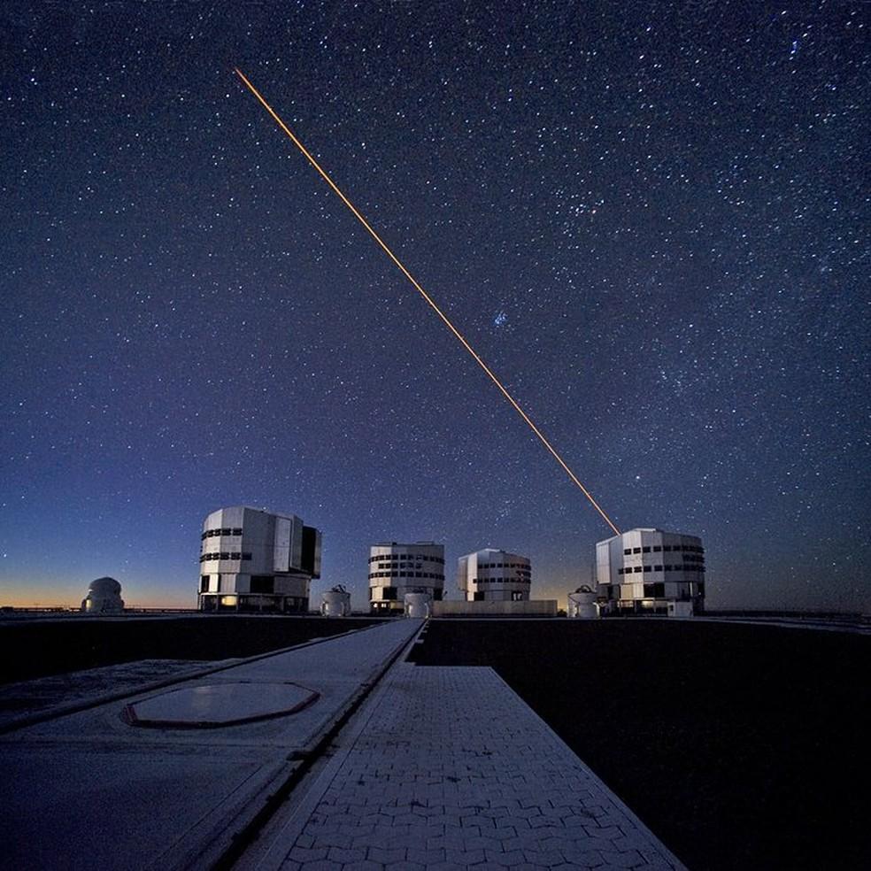 """Extremely Large Telescope"""", ou ELT. — Foto: ESO"""