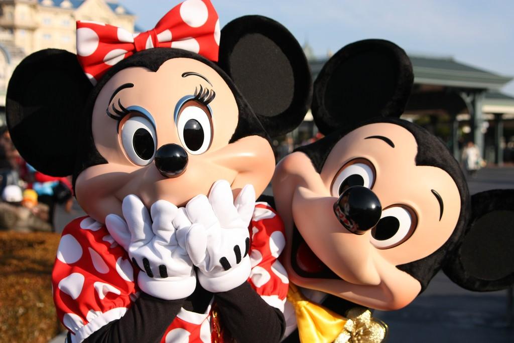 Mickey E Minnie Mouse 12 Fatos Sobre Os Ratinhos Que Completam 91