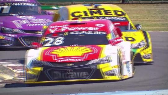 Corrida do Milhão é o destaque da programação motorizada no Grupo Globo