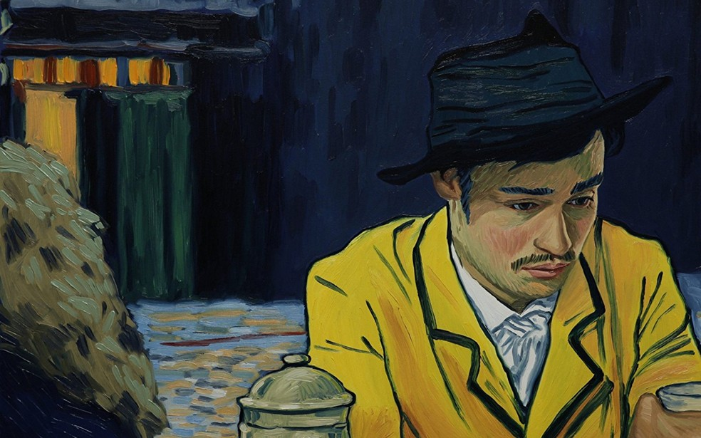 'Com Amor, Van Gogh' será exibido nesta terça-feira (20) — Foto: Divulgação